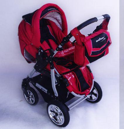 Kupić Wózki dla dziecka Pepe