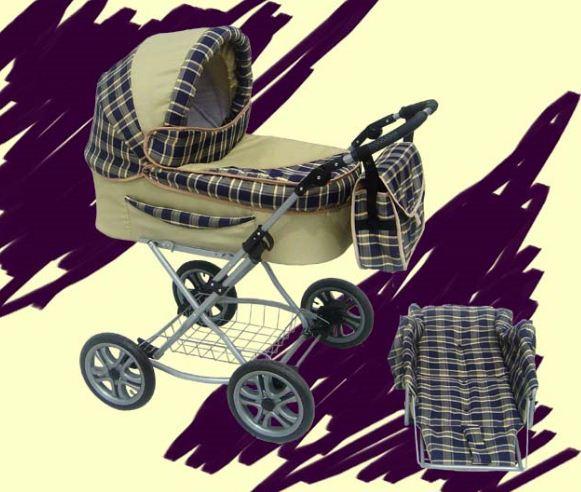 Kupić Wózek dziecięcy z gondolą Julia Pascal