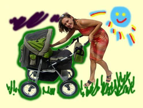 Kupić Wózki dla dzieci i niemowląt Julia