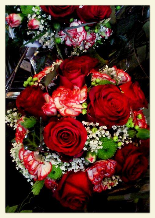 Kupić Bukiet ślubny z róż