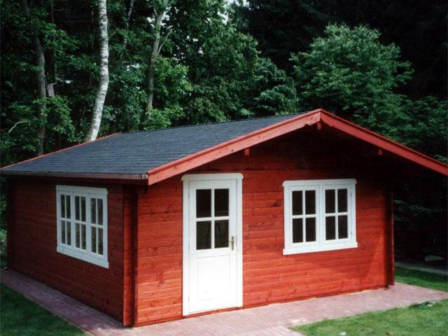 Kupić Domki drewniane