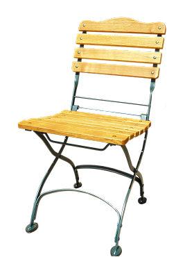 Kupić Krzesło ogrodowe (metalowy stelaż) - Chelsea