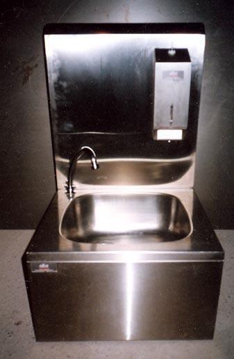 Kupić Panel czystości typ 01W z dozownikiem na mydło