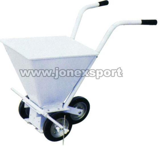 Kupić Wózek do wyznaczania linni gry 2