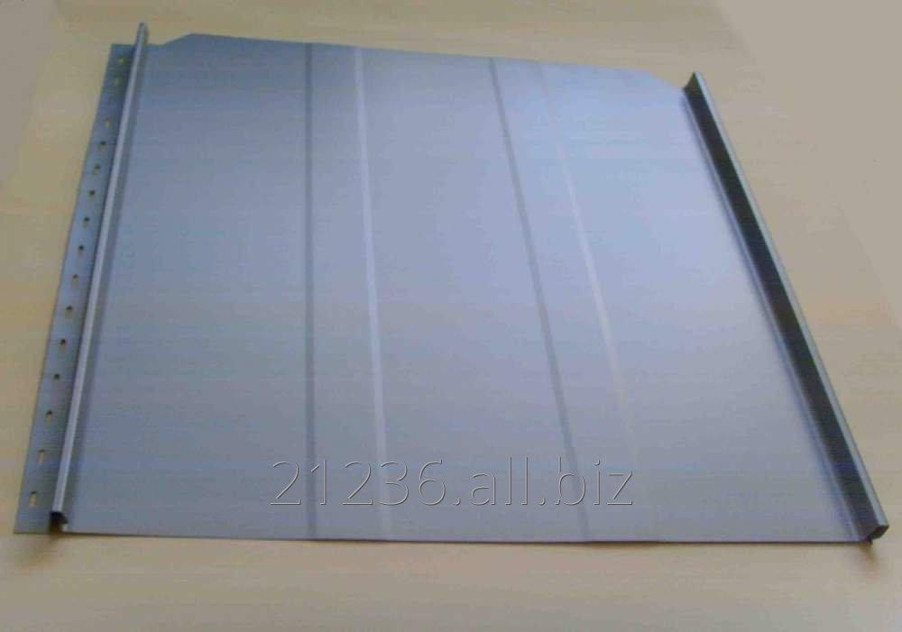 Kupić Linia technologiczna do produkcji paneli dachowych z rąbkiem stojącym