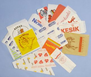 Kupić Opakowania papierowe dla gastronomii