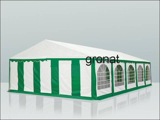 Kupić Namiot Hala Pawilon 6x10 m PVC Z oknami Bez okien