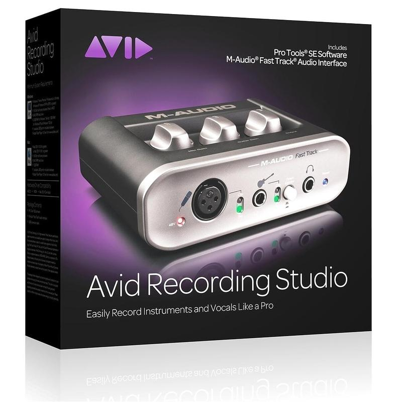 Kupić Avid Recording Studio