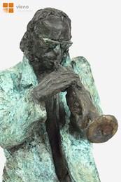Kupić Miles Davis - brązowa statuetka jezzowego muzyka