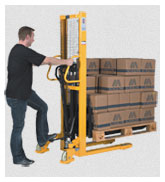 Kupić Ręczne wózki podnośnikowe do 1000 kg.