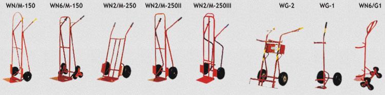 Kupić Wózki taczkowe / dwukołowe