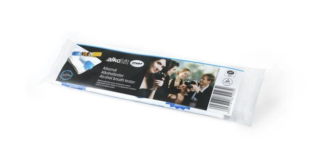 Kupić Alkomat jednorazowy Alkohit START 0,2 ‰