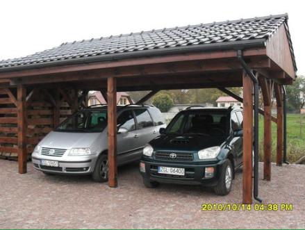 Kupić Wiaty garażowe