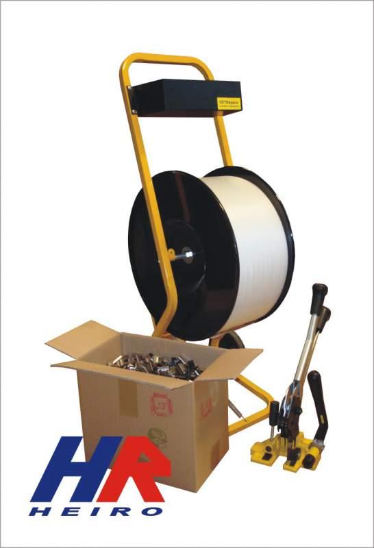 Kupić Profesjonalny Zestaw do pakowania na taśmę 12 mm z paskowaczem