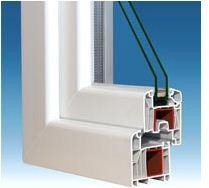 Kupić Okna PCV - System profili TROCAL InnoNova