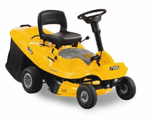 Kupić Traktory ogrodowe z koszem Garden Compact