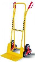 Kupić Wózki do transportu po schodach. Trwały lakier proszkowy. Idealne do skrzynek, lodówek, pralek, worków, paczek.