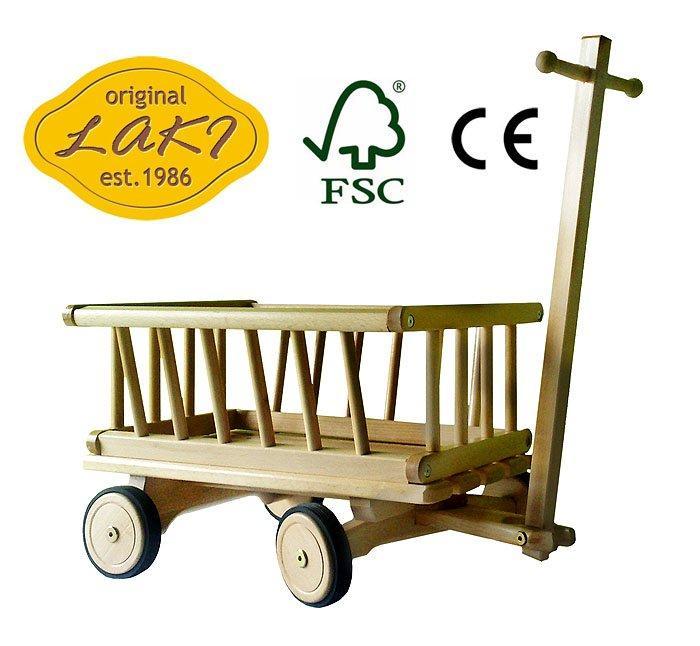 Kupić Wózek drewniany FSC 12M - 04