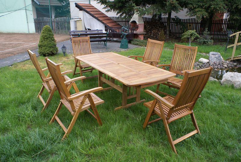Kupić Komplet mebli ogrodowych Aviamore