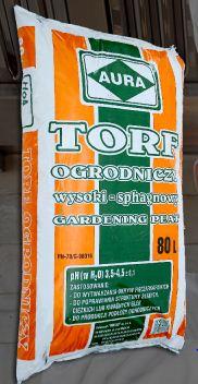 Kupić Torf ogrodniczy kwaśny.