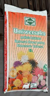 Kupić Profesjonalne podłoże torfowe dla roślin kwiatowych.