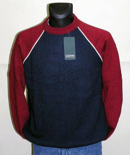 Kupić Sweter męski model WZ. 4525 bordo
