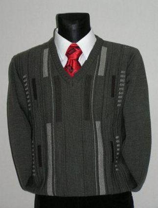 Kupić Klasyczny sweter męski