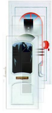 Kupić Drzwi aluminiowe PCV