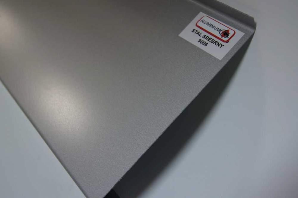 Kupić Parapety stalowe i aluminiowe