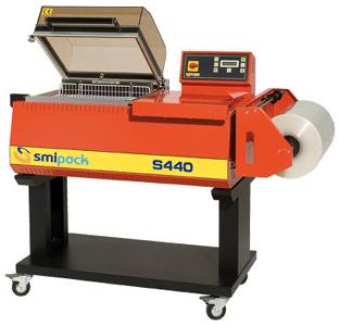 Kupić Maszyny Kloszowe seria S - Smipack