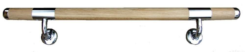 Kupić Poręcz bukowa jednoprzęsłowa L do 1,4mb