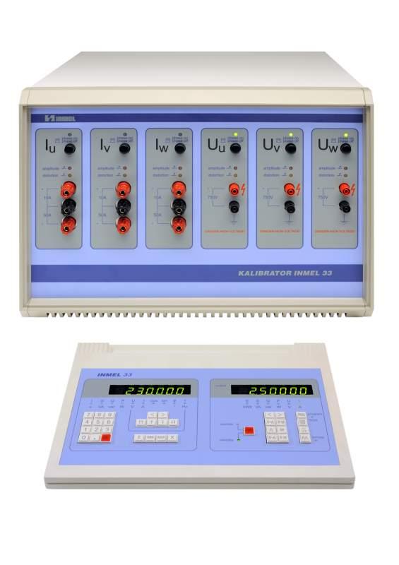 Kupić Kalibratory mocy i energii INMEL 31, INMEL 33, INMEL 33A