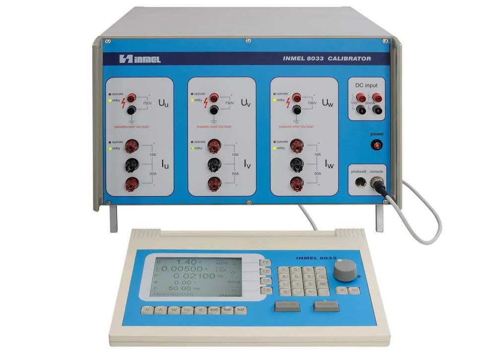 Kupić Kalibratory mocy i energii INMEL 8031, INMEL 8033