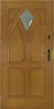 Kupić Drzwi wejściowe ocieplane Karo 2
