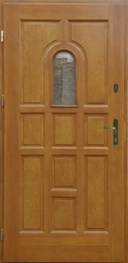Kupić Drzwi wejściowe ocieplane Dwo 44