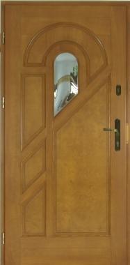 Kupić Drzwi wejściowe ocieplane Dwo 49