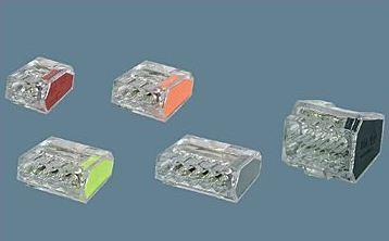 Kupić Szybkozłączki do łączenia przewodów od 1 do 2,5mm.