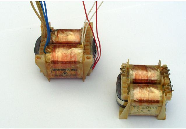Kupić Transformatory sieciowe płaskie 25...350 VA