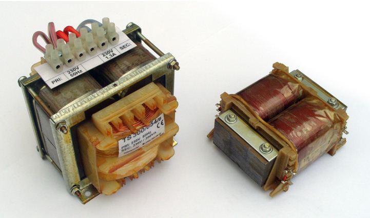 Kupić Transformatory zasilające małej mocy ochronne i do ogólnego stosowania 50...630 VA