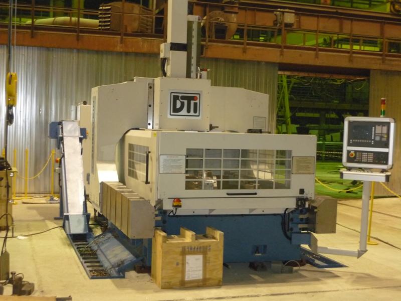 Kupić Tokarki karuzelowe VTL 150 CNC