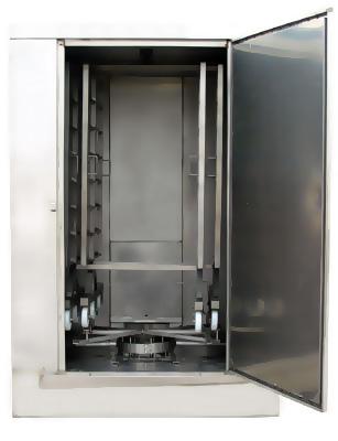 Kupić Myjnie wózków wędzarniczych system Lambda