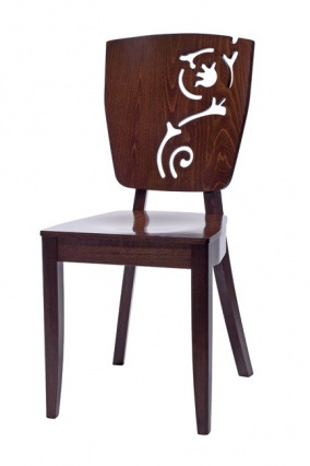 Kupić Krzesło drewniane A-0807/W