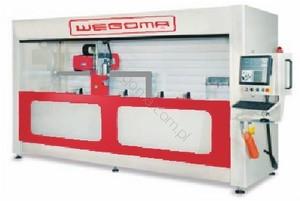 Kupić 3 osiowe centrum obróbcze CNC Robot 3300