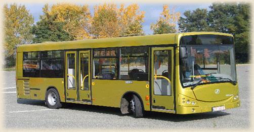 Kupić Autobusy miejskie JELCZ M083 LIBERO