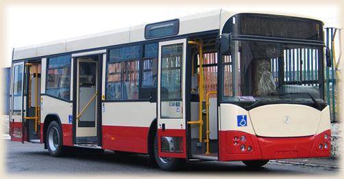 Kupić Autobusy miejskie JELCZ M101I4 SALUS