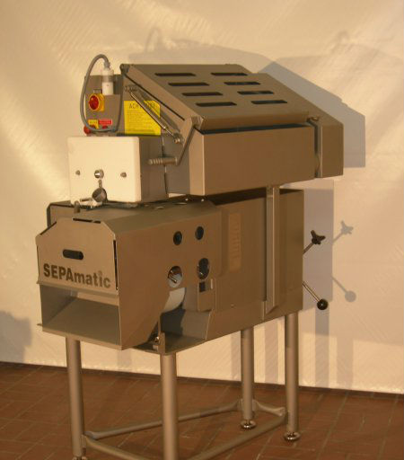 Kupić Separator pasowy SEPAmatic 410