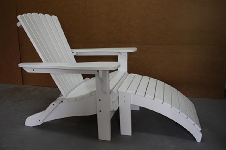 Kupić Fotele drewniane malowane