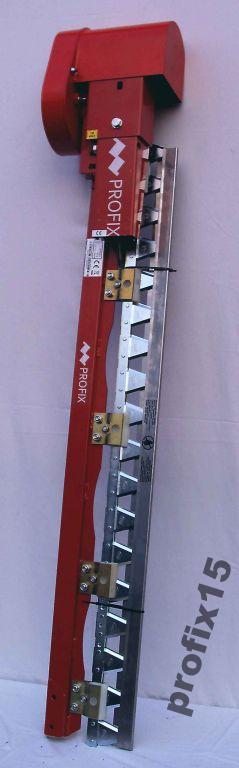Kupić Kosa elektryczna (12/24V) lub hydrauliczna do rzepaku z podwójnym systemem tnącym