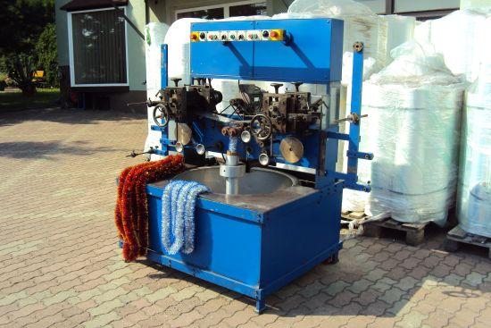 Kupić Maszyna do produkcji łańcucha (miszury) (2)