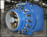 Водни турбини и двигатели